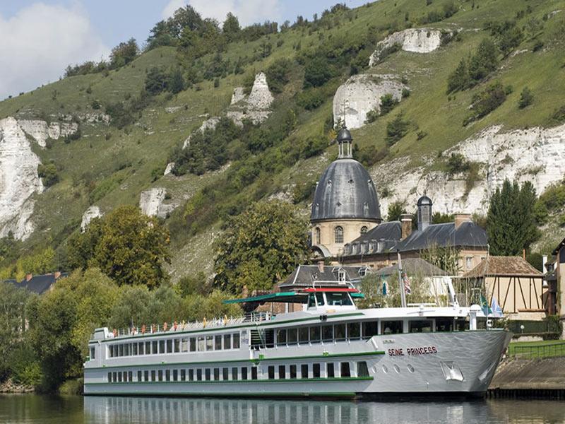 visitando Castillos del Loira y Normandia