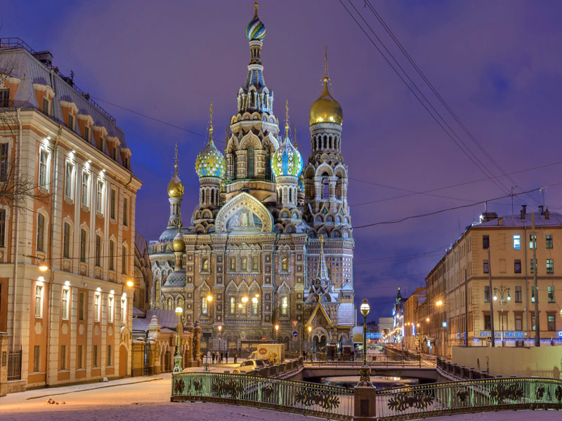 Viaje Singles San Petersburgo