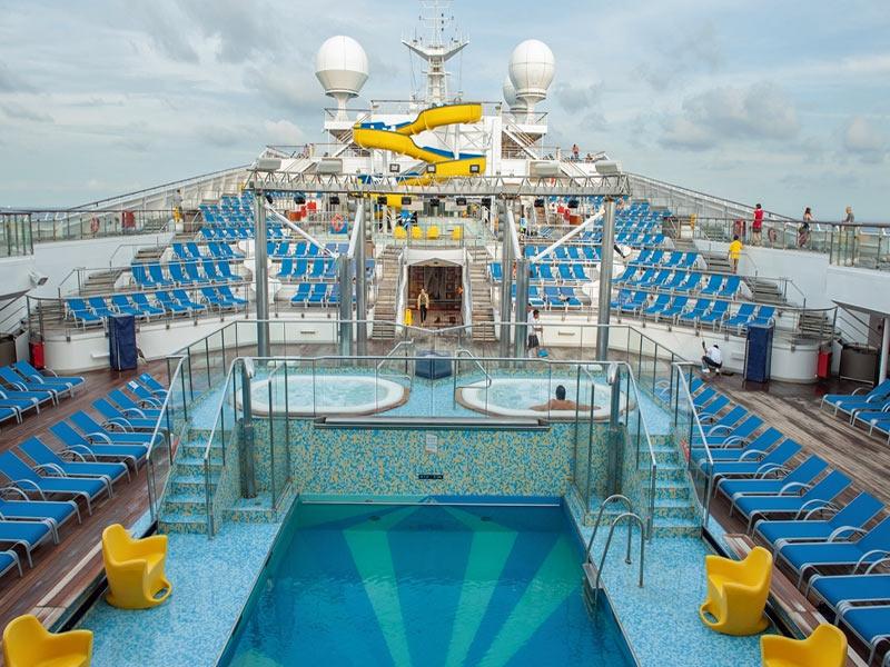 Crucero para solteros
