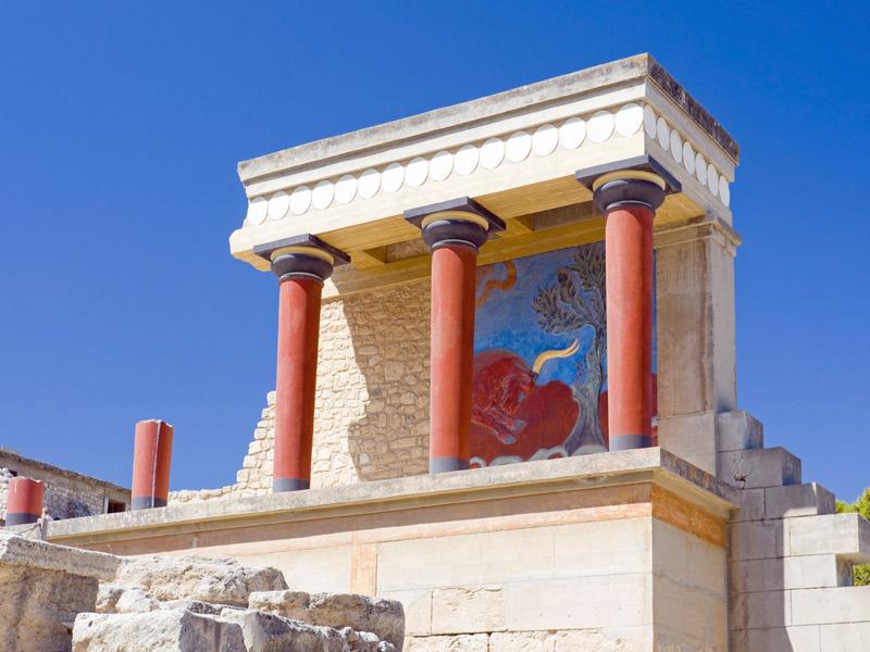 Crucero singles en Isla de Creta