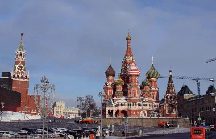 Encantos de Rusia para Singles - Moscu