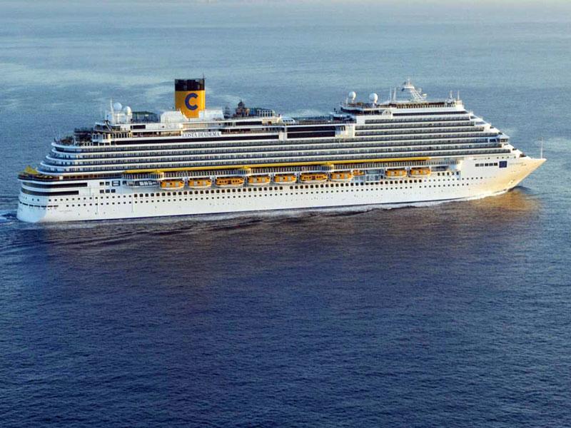 Crucero para solteros en el Costa Diadema