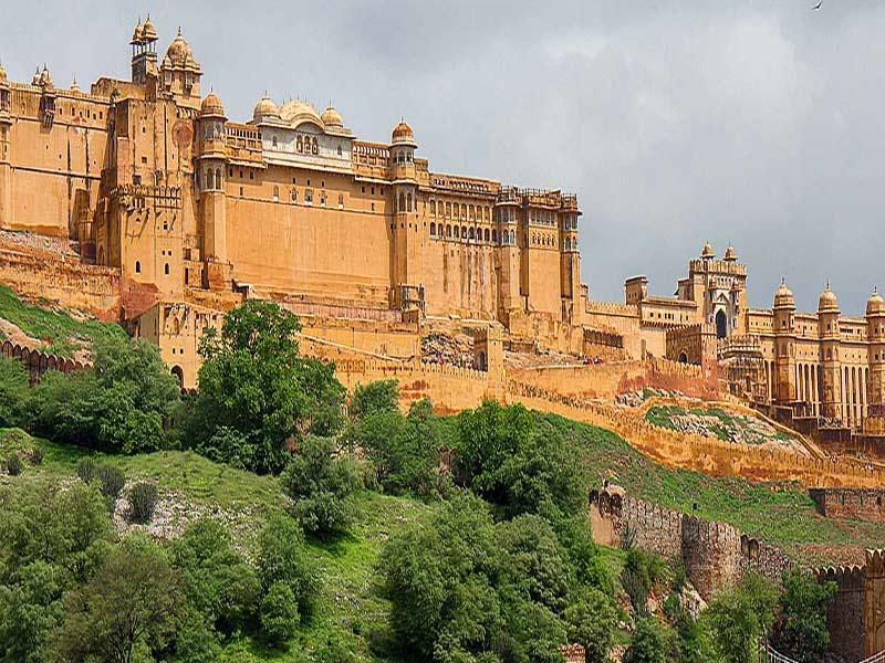 Fuerte de Agra, India