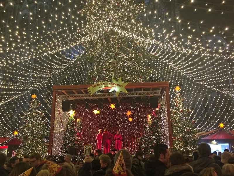 Mercadillos Navidad Munich