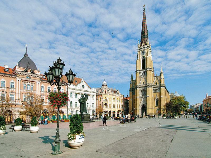 Viajando por Servia-vojvodina