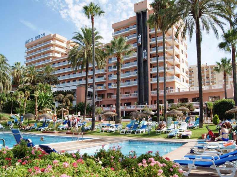 Hotel Best-Triton-4 Estre--Benalmadena Costa