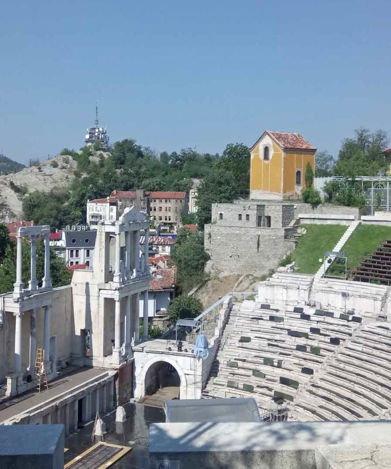 Mágica Bulgaria y Tesalónica