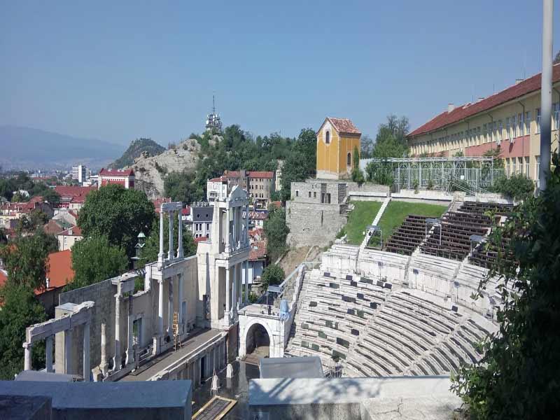 Anfiteatro-Romano-Bulgaria