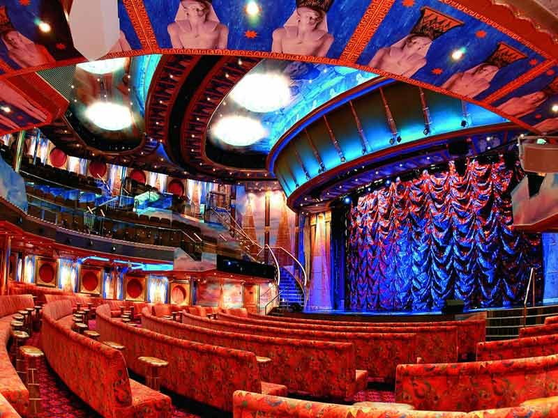 Teatro Osiris Costa Mediterranea