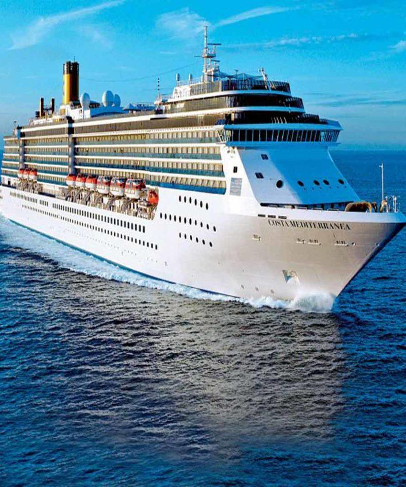 Crucero Islas Griegas Costa Mediterranea Singles.