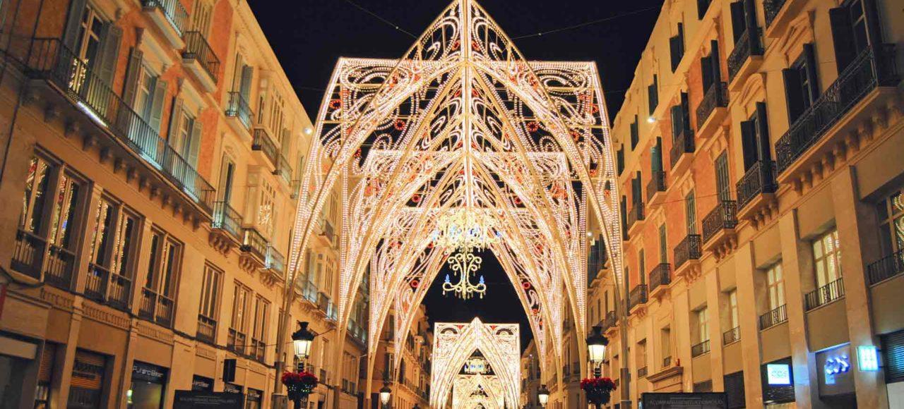 Malaga especial Fin de Año (4 días)