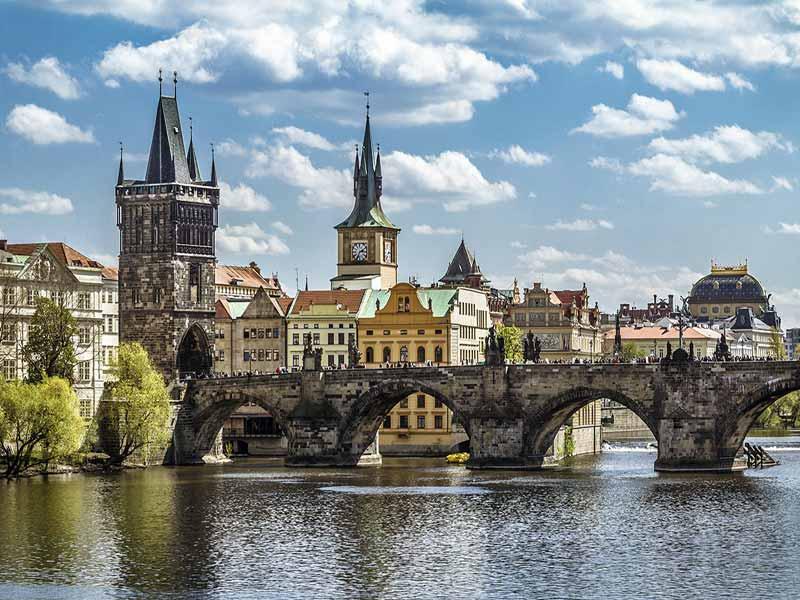 Viaje singles a Praga en Puente