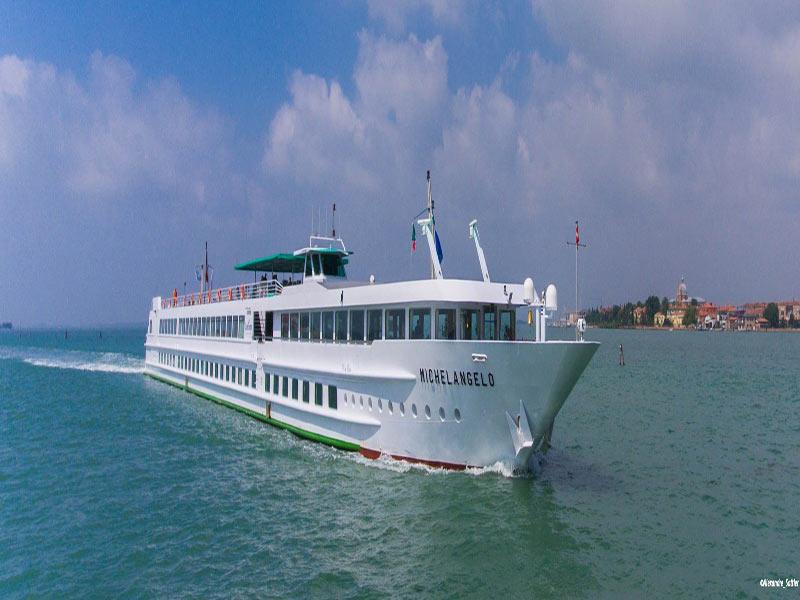 Crucero en Venecia con el Ms-Michelangelo