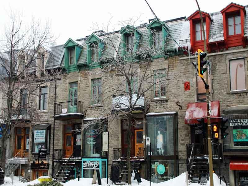 Viaje al Canada en grupo y ciudad de Montreal
