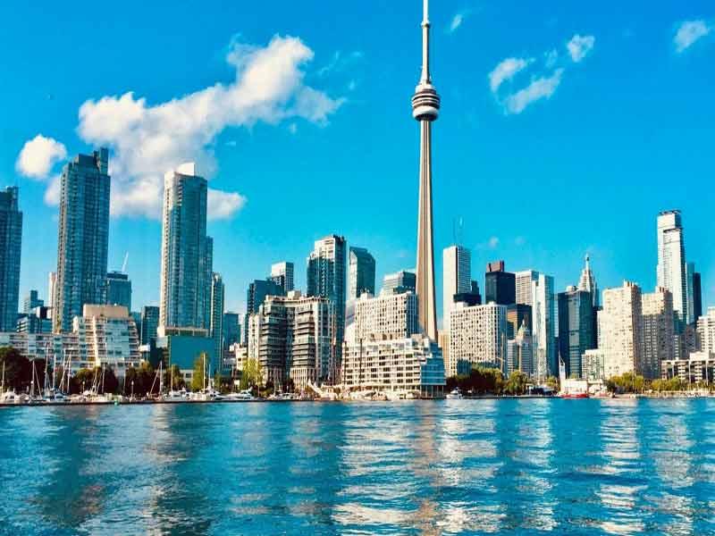 Visitando La ciudad de Toronto
