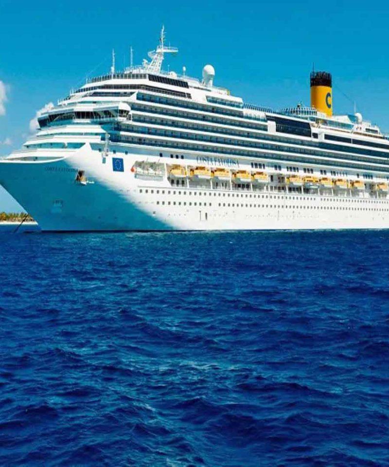 Crucero Dos Mares Costa Favolosa