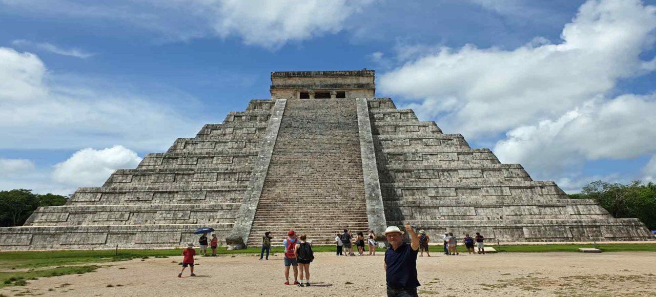 Circuito Arqueológico por el Yucatán Mexicano