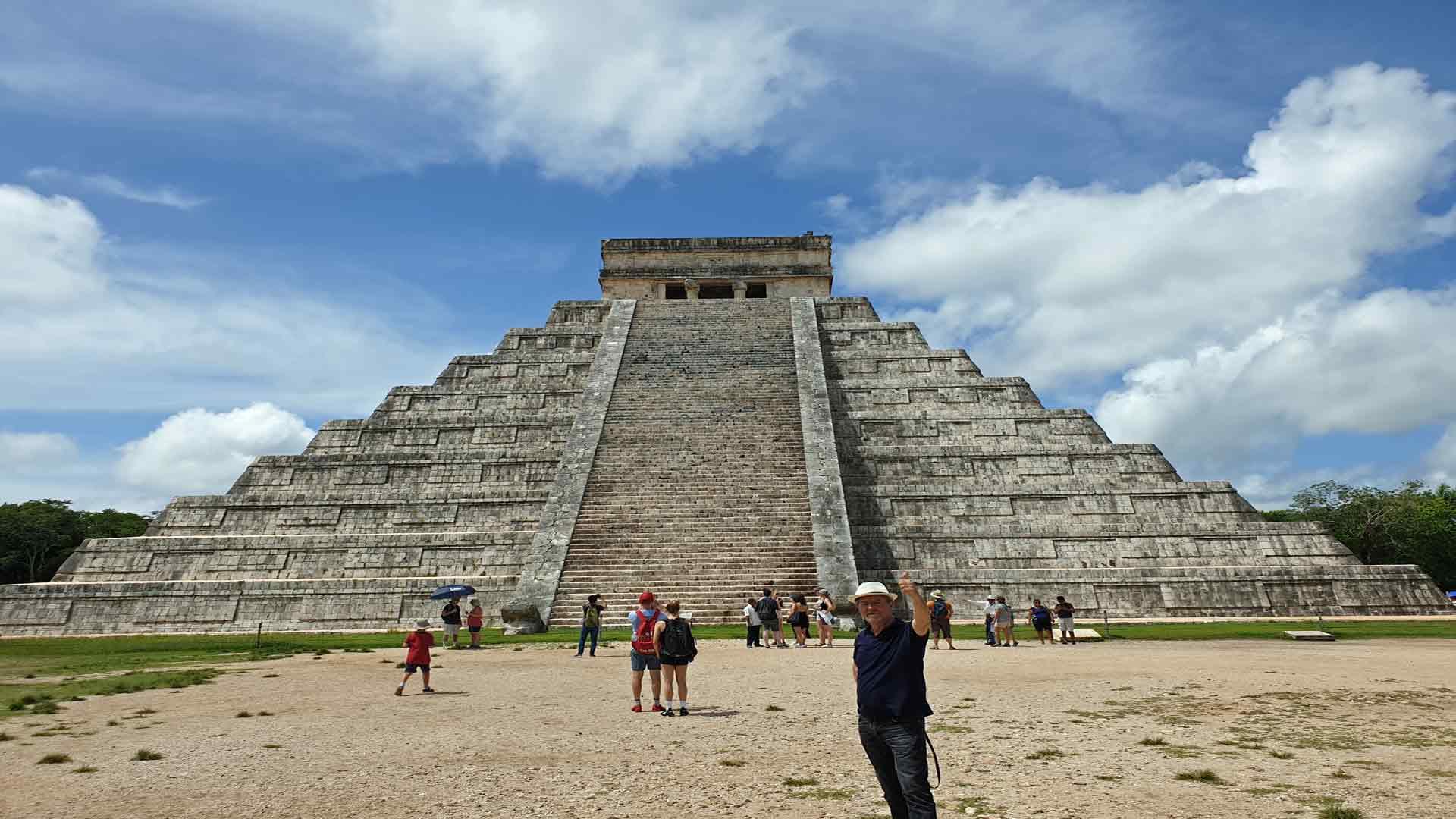 Circuito Arqueológico por el Yucatán Mexicano-Chichen-Itza