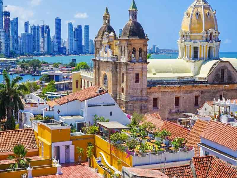 Viaje en Grupo Colombia y Cartagena de Indias
