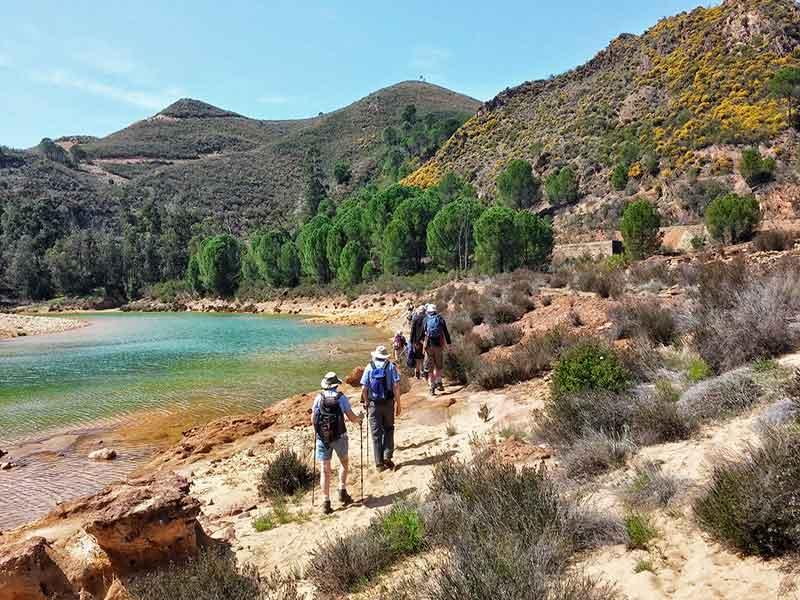 Visitando el Parque Natural de Doñana - Huelva