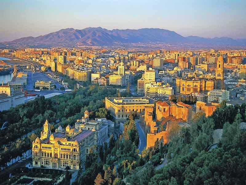 De tapas por Malaga