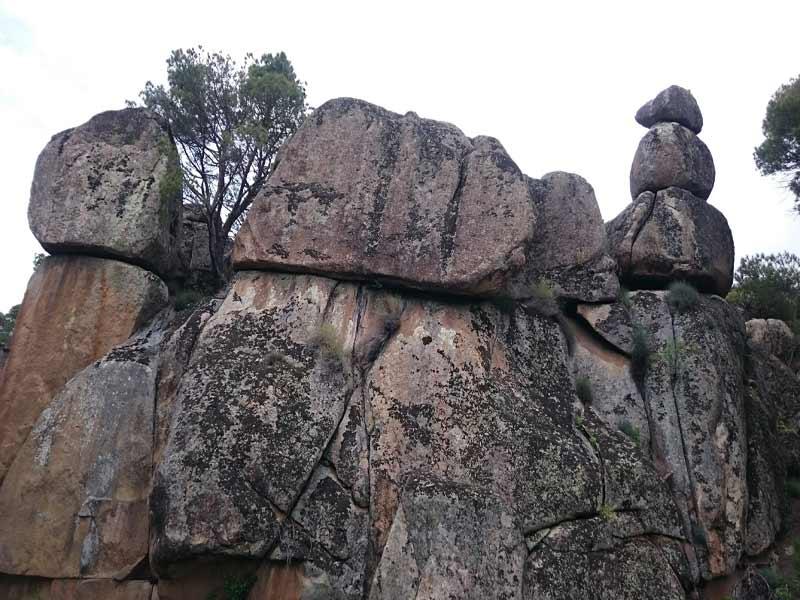 Ruta por Avila hoyo de Pinares