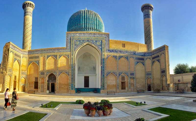 Visita Bukhara y su casco historico