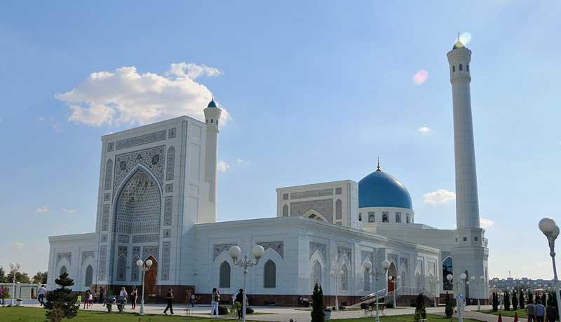 Tashkent capital de Uzbekistán