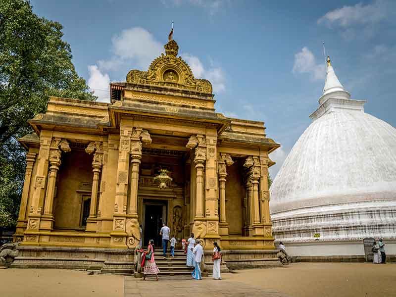 Grupos de solteros en Sri Lanka